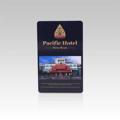 FM1208-09 (8K) Contactless RFID Hotel Card