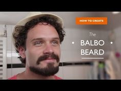 How to create and maintain a Balbo Beard