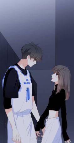 Ideas drawing couple manga heart for 2019 Cute Couple Drawings, Cute Couple Art, Anime Couples Drawings, Anime Love Couple, Couple Ideas, Couple Cartoon, Anime Cupples, Anime Kiss, Romantic Anime Couples