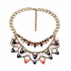 Fanella Statement Necklace – Fanduoduo Jewelry