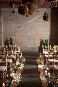 Simple and elegant industrial ceremony | Blue Rose Photography