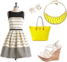 Striped Fashion #2