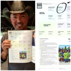 @Cesar Millan: Cesar Millan Foundation was listed in CSQ Magazine's 'The Annual 100 Regional Philanthropies You Should Know'!