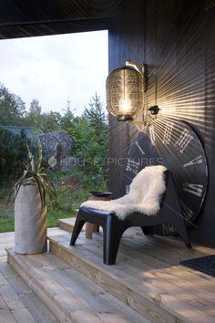 Exterieur   chair   outside