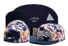 Mais recente Cayler & Sons galaxy Snapback homens bonés de beisebol de problemas porra preto de corte de biggies 260 estilos(China (Mainland))