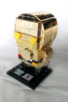 C-3PO by Tom Vanhaelen