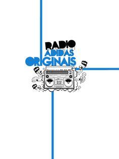 Radio Adidas Originals.
