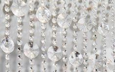 BULK 30 Ft. Glass Crystal Strands Glass Crystal by SparkleSoiree