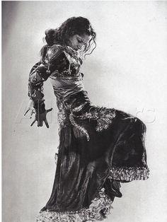 df5d7ac573 Spanish Flamenco Dancer Carmen Amaya Performing Other - Canvas Art