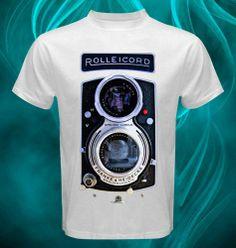 Short Sleeves Tshirt vintage retro rolleicord camera Adult Unisex $16.50 #Clothing #Tshirt #ShortSleeved #Geekery #Tshirt #tee #geek #cute #man #woman #kids #Rolleicord #Rolleiflex #Camera #retro #Photography #Image