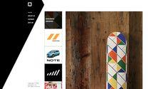masumasu inc.   Nice website with cool transitions.