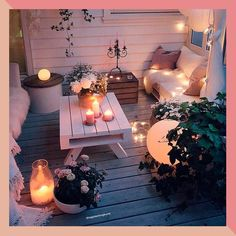 Outdoor Spaces, Outdoor Living, Backyard Patio, Cozy Patio, Backyard Ideas, Small Patio Ideas On A Budget, Budget Patio, Backyard Retreat, Patio Table