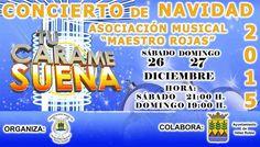 Concierto de #Navidad Banda de Musica Vélez Rubio