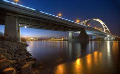 ♥♥♥Golden-Blue Hour, Bratislava- the state capital, Slovakia