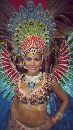 Carnavales Corrientes-Argentina Carnival Girl, Brazil Carnival, Carnival Outfits, School Carnival, Carnival Wedding, Vintage Carnival, Carnival Birthday, Carnival Decorations, Carnival Themes