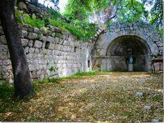 Lebanon, Old Virgin Mary church in Smar Jbeil