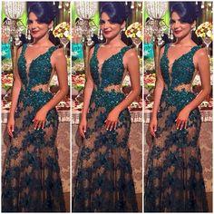 1- Ateliê Rosa Jacinto - 358 Dress Vestidos, Vestidos Sexy, Glam Dresses, Sexy Dresses, Glamour Fashion, Best Gowns, Engagement Dresses, Quinceanera Dresses, Express Dresses