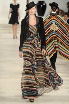 Ralph Lauren RTW Spring 2013 - Slideshow - Runway, Fashion Week, Reviews and Slideshows - WWD.com
