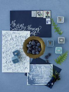 Blueberry Love | The Mrs. Box