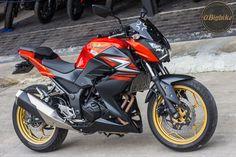 Kawasaki Z 250 Kawasaki Motorcycles, Cars And Motorcycles, Xjr, Mini Bike, Bikers, Motorbikes, Motorcycles, Kawasaki Dirt Bikes, Minibike