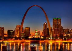 Win a Vacation Package for Two to St. Louis!