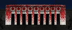 8 Stunning Memorials for ANZAC Day 2015 - Wellington - ANZAC 100 Years