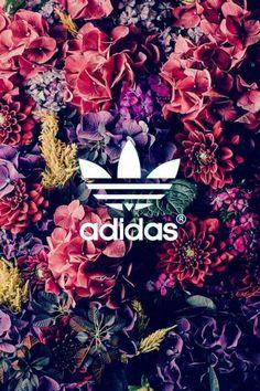 Adidas Blumen