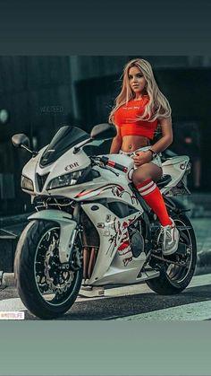 Super Bikes & Hot Girls 2019 Compilation - Stunts, Wheelie and Burnout Motorbike Girl, Motorcycle Outfit, Motorcycle Babe, Lady Biker, Biker Girl, Motos Sexy, Motos Vespa, Hot Bikes, Biker Chick