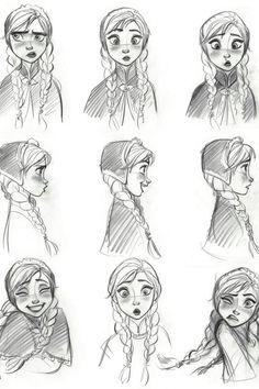 Anna - Disney's Frozen....pretty much my life story! loved it