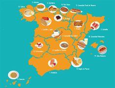 Fred m'envoie un formidable article sur les habitudes pendant le p'ti déj en Espagne. Il y a une jolie carte à commenter et un comparatif avec plein de pourcentages. Je vous laisse les découvrir! Mais surtout à l'heure où l'on commence à se remuer les...