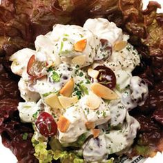 Texas Helen Corbitt's Chicken Salad (Neiman Marcus Chicken Salad)