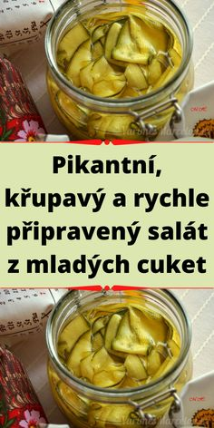 Pickles, A Table, Cucumber, Food To Make, Homemade, Recipes, Home Made, Ripped Recipes