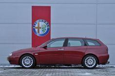 Our Alfa Romeo 156