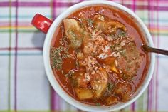 Hit by a Summer cold or flu? Opt for this healing cabbage stew full of Summer veggies to help you get better sooner.