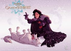 Brazilian artist Fernando Mendonça has illustrated Jon Snow and Tyrion Lannister from HBO's Game of Thrones in the style of Disney characters. Game Of Thrones Disney, Game Of Thrones Cartoon, Dessin Game Of Thrones, Walt Disney, Disney Mode, Disney Games, Disney Parody, Game Of Thrones Saison, Game Of Thrones Tyrion