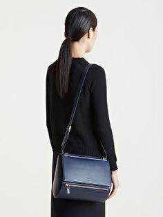 Givenchy Women's Calf Leather Pandora Box Bag