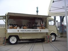 Citroën HY coffee truck