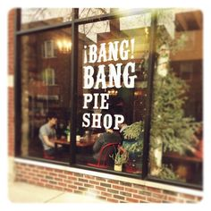 Bang Bang Pie Shop in Chicago, IL (Jessi/Lunch)