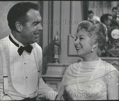 FRED MACMURRAY & GREER GARSON IN THE HAPPIEST MILLIONAIRE.