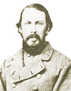 """Edward Porter Alexander is most famously known as the Confederate artillery commander before Pickett's Charge, but he was far more than that. Among other things, he was a founder of the Confederate Signal Corps., was the first man to send a long distance message in battle via aerial telegraphy, was one of the first men to ever fly in an aircraft, serving as an aeronaut in the Confederate observation balloon """"Gazelle"""", and created the first anti-aircraft battery."""