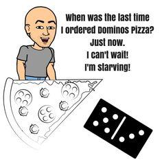 #dominospizza #carbs #foodiechats #ramonwow
