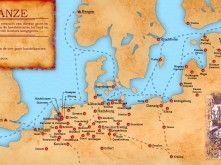 Op deze website staan artikelen over handelsroutes door de eeuwen heen.