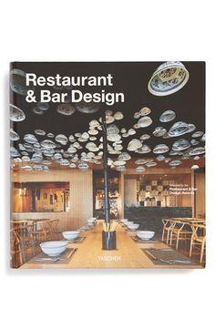 Men's Taschen Books 'Restaurant & Bar Design' Book - White