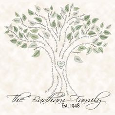 Family Tree - quotes