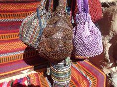 Spirit of Sinai  Unique Bedouin Women`s Handicrafts - kig forbi standen på 1. sal i den gamle hovedbygning og vær med til at støtte ...