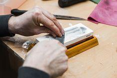 Messer selber schärfen | Daniel Laqua Rings For Men, Jewelry, Worth It, Blade, Stones, Men Rings, Jewlery, Jewerly, Schmuck