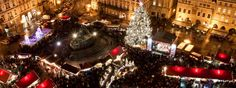 10 Day Central Europe Christmas Rail Tour (10R01)Catch the Christmas Spirit in #Wurzburg and medieval #Rothenburg, visit #Prague and Berlin as well as the popular #ChristmasMarkets in #Nuremberg and #Dresden!