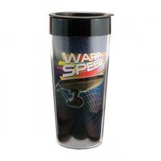 Star Trek Plastic Travel Mug