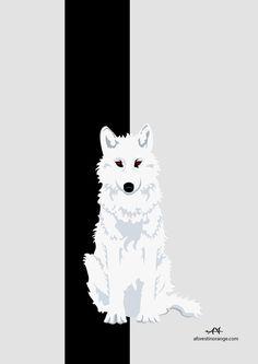 Ghost (GoT) by FeydRautha81