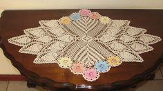 Peacock Table mat